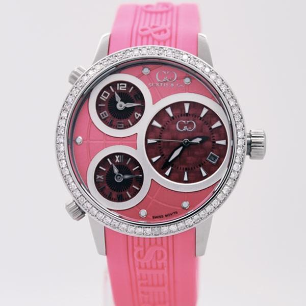 【楽天最安値に挑戦】 CURTIS&Co(カーティス)BIG TIME WORLD 42mm(Pink) 42mm(Pink) カーティス WORLD TIME ビックタイムワールド42mm【腕時計】, SEEK:2c71d00b --- airmodconsu.dominiotemporario.com