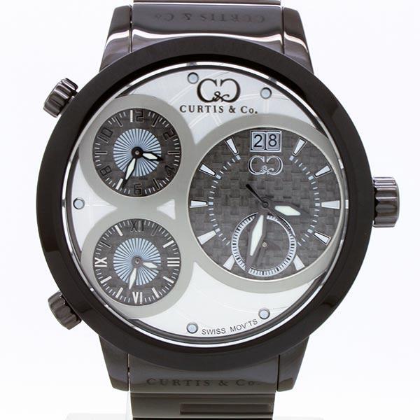 人気定番 CURTIS&Co(カーティス)BIG TIME 57mm(White/BC) WORLD 57mm(White TIME/BC) カーティス ビックタイムワールド57mm【腕時計 カーティス】, 【国内在庫】:ef232053 --- airmodconsu.dominiotemporario.com