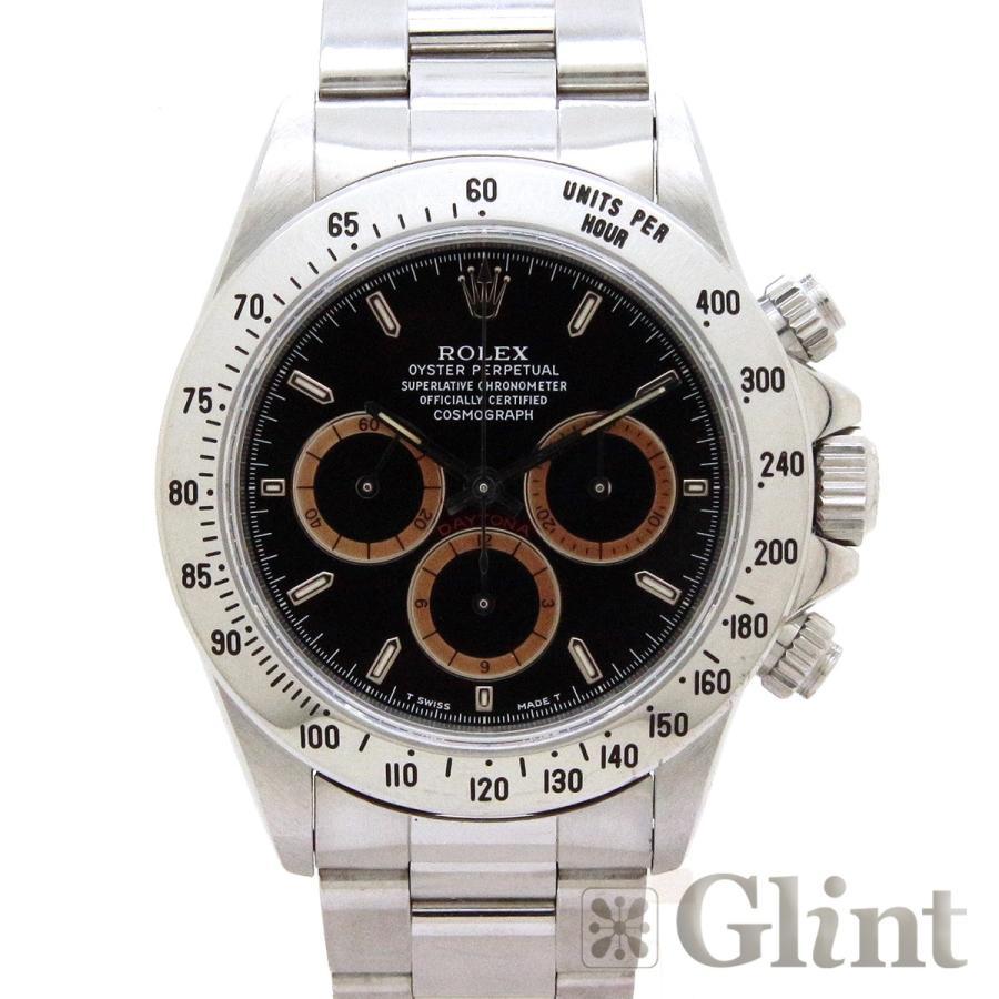 人気商品は ロレックス(ROLEX)デイトナ 16520 ブラウンアイ ブラック文字盤〔腕時計〕〔メンズ〕, mu-ra online store 39a494cf