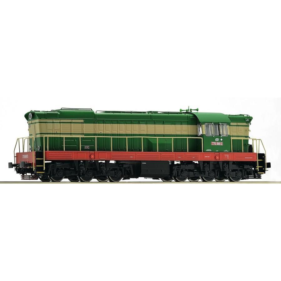 Roco HO T 770 'Hummel' 72775