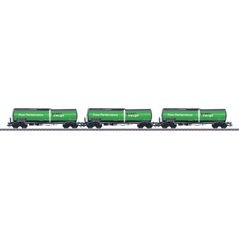 Marklin(メルクリン) HO Ermewa SA / 緑 Cargo 46565