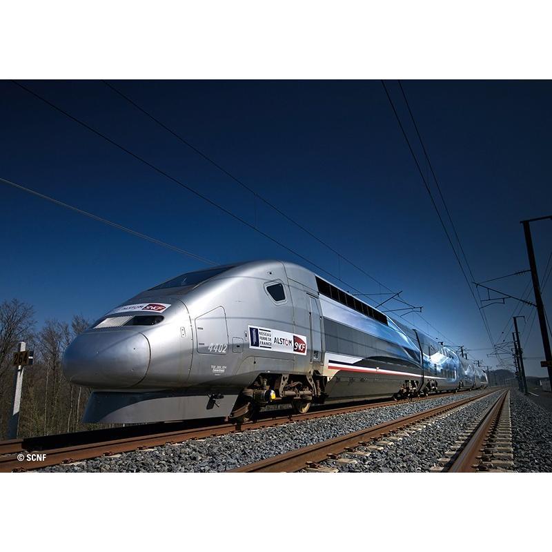 Marklin(メルクリン) HO TGV Duplex V 150 37797