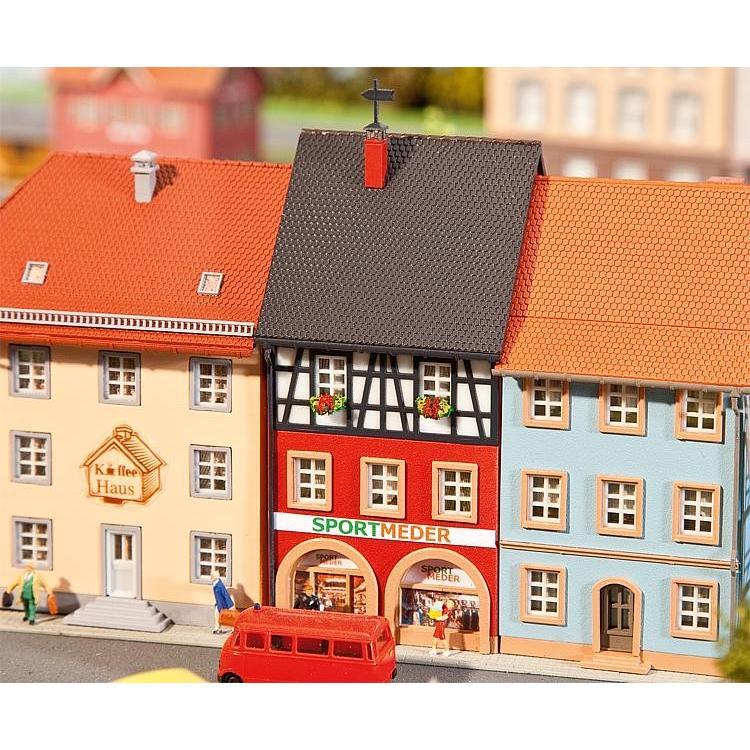 Faller N Sport Meder townhouse 232330