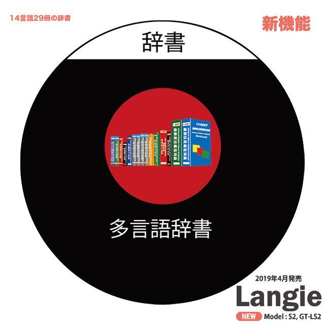 ランジー翻訳機 2019 - S2:SIM付き(国内通信1年有効) globalmart 11