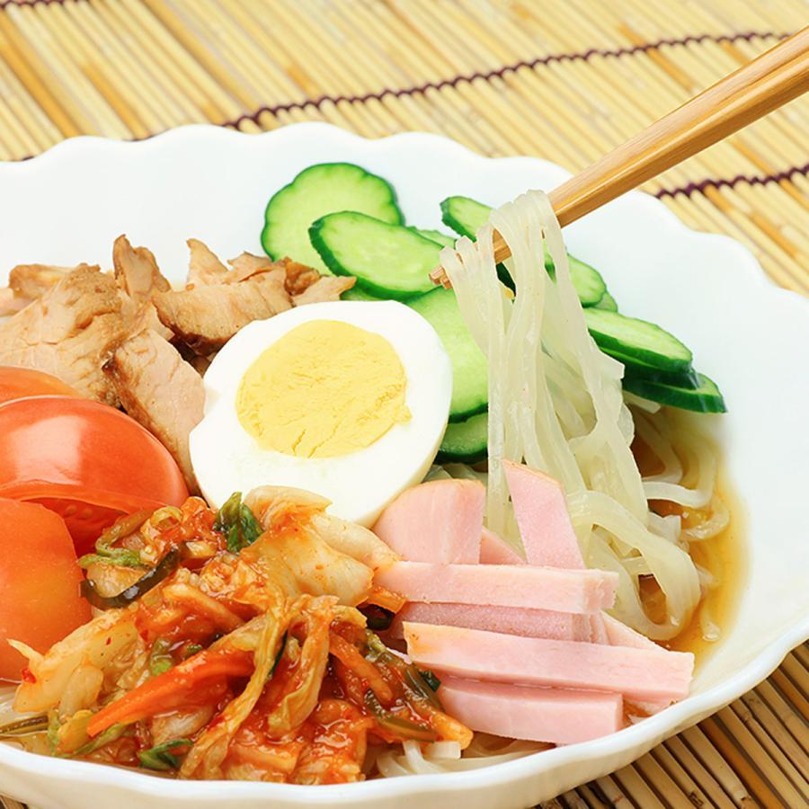 冷麺 (麺+スープ)1食セット globalmart
