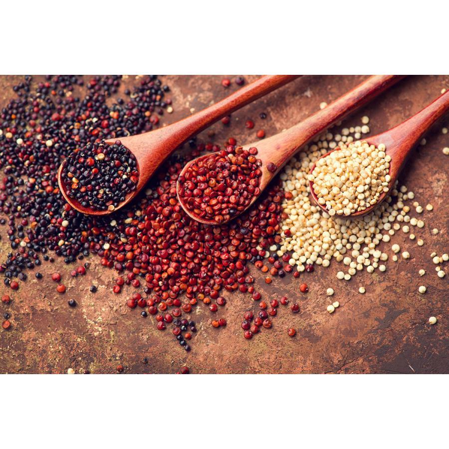 3色ミックスキヌア(粒)1.2 kg - ORGANIC & GLUTEN-FREE Royal Quinoa|globalmart|03