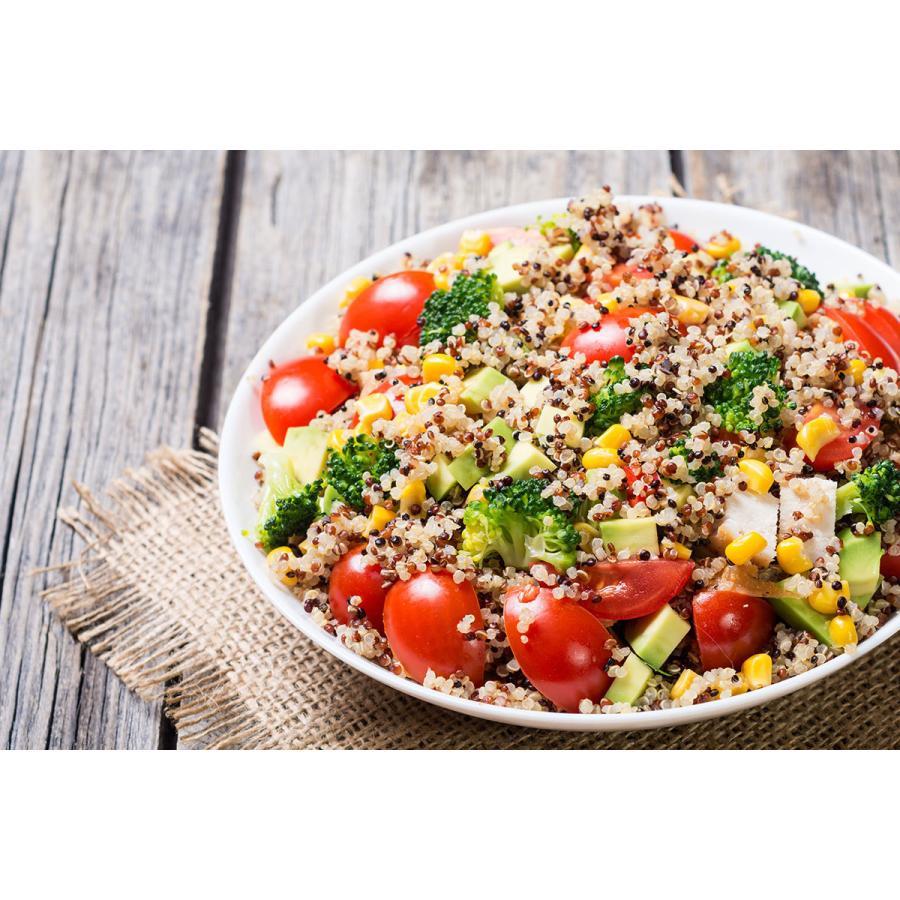 3色ミックスキヌア(粒)300 g - ORGANIC & GLUTEN-FREE Royal Quinoa|globalmart|02