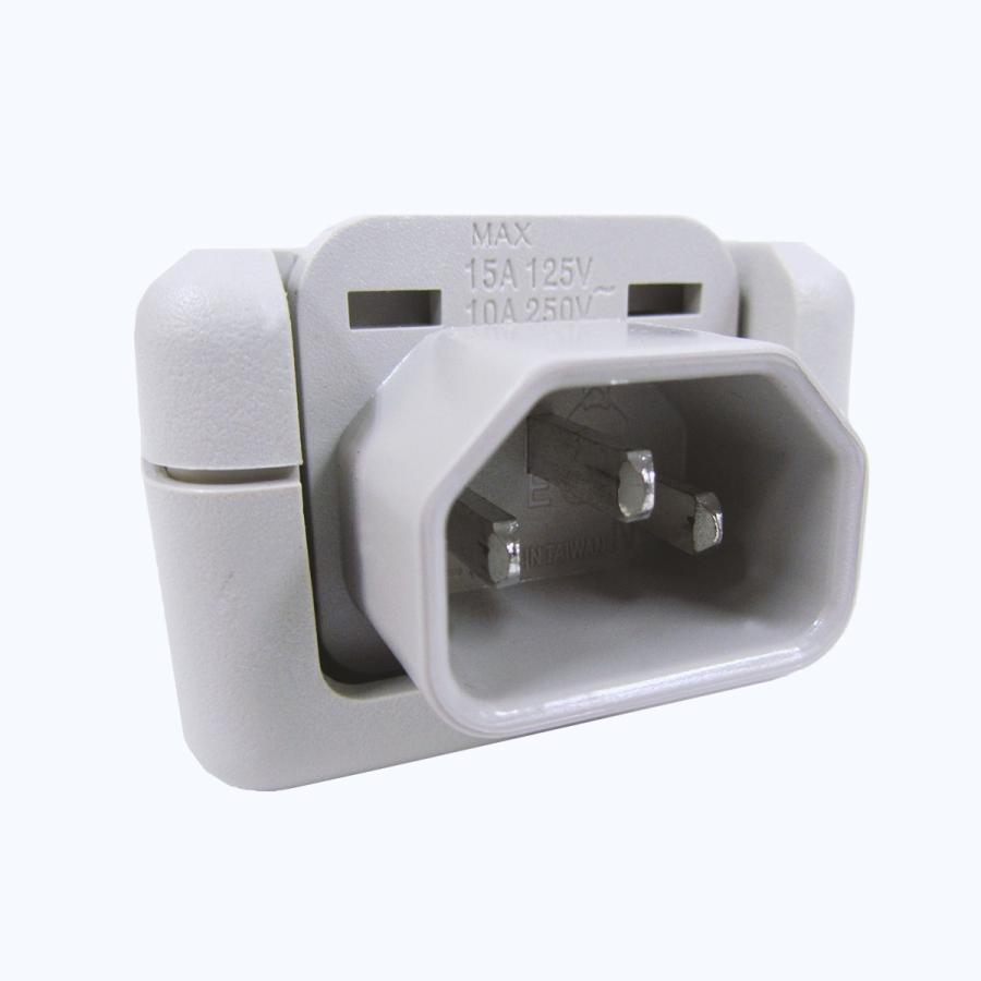 マルチテーブルタップ 5口 WONPRO WE-4A-I-C14 globalmart 06