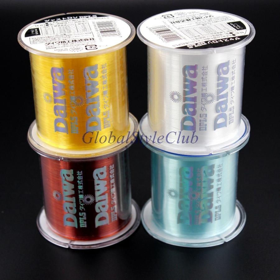プロモーション! 高品質 4 色スーパーストロングジャパンモノフィラメントナイロン釣り糸タックルアクセサリー送料無料