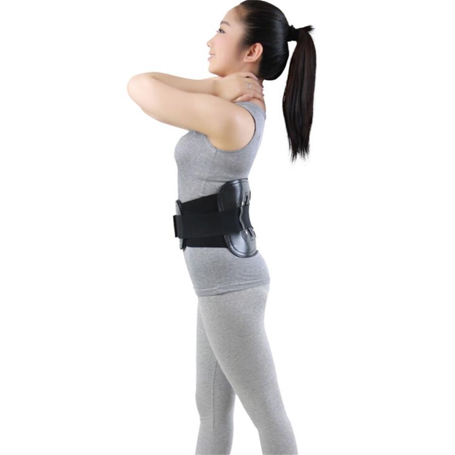 3 ベルト自己加熱治療腰サポート腰椎バックベルト腰サポートブレースコレクター姿勢送料無料