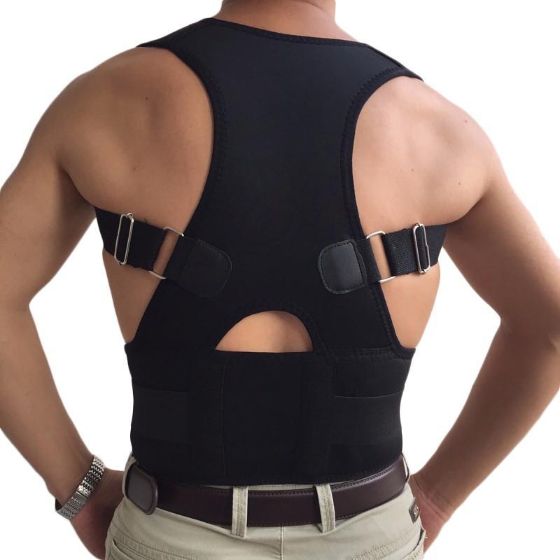 2017熱い販売ベリー汗ベルト姿勢ブレース肩バックサポートバック姿勢コレクター男性ショルダー姿勢補正002