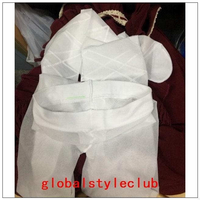 タイツストッキングレディースファッション小物靴下ロリータロリィタホワイトソックス|globalstyleclub|10