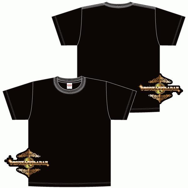 大都神楽団Tシャツ A globe-iine
