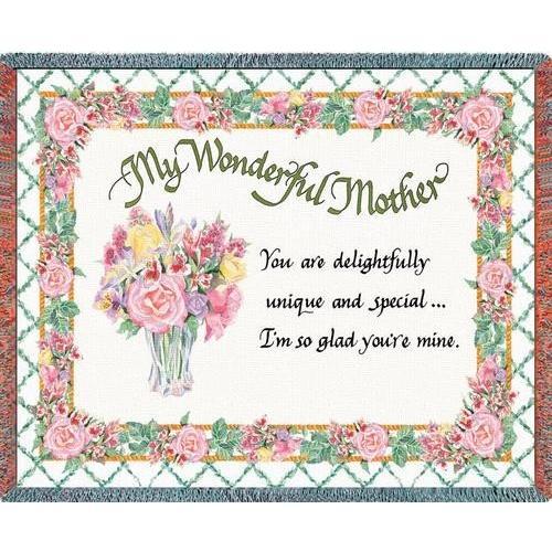 ゴブラン織り マルチカバー My Wonderful Mother 私の素晴らしい母親 サイズ大