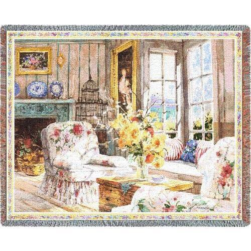 ゴブラン織り マルチカバー ビクトリアン ビクトリアン リビングルーム サイズ大