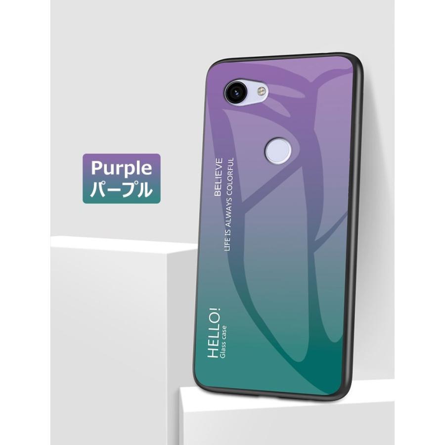 [背面強化ガラス]  Google Pixel3a ケース pixel 3 Pixel 5 Pixel3aケース Pixel4a 耐衝撃  Pixel 4 XL Pixel 4a 5G 携帯カバー ピクセル 4aケース おしゃれ|glossy|10