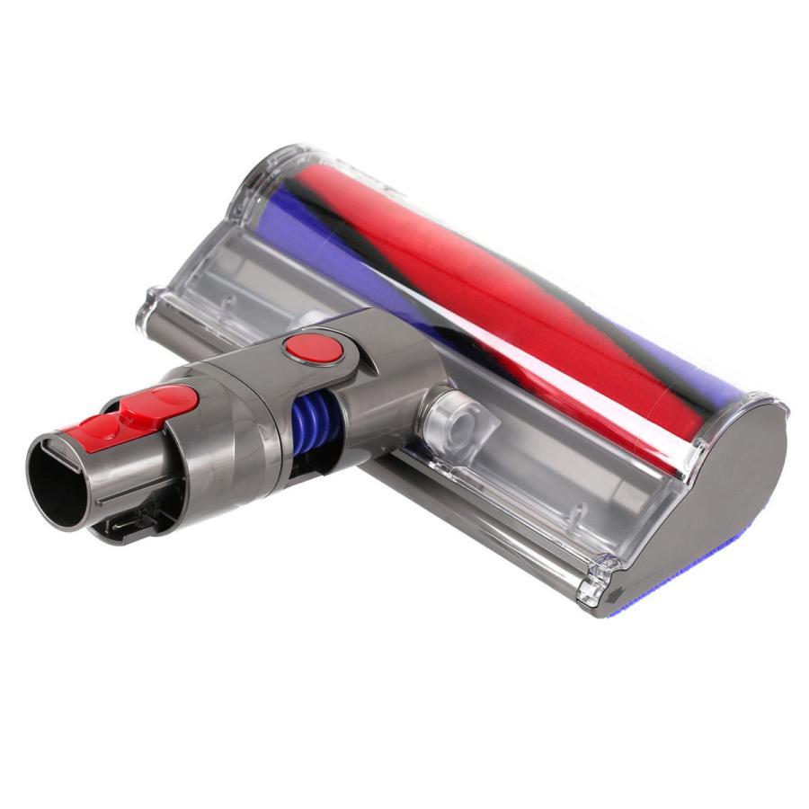 Dyson ダイソン 純正品 ソフトローラークリーンヘッド SV10 V8 V7 シリーズ専用 Soft roller cleaner head 正規品|glowbear|04