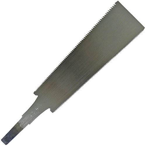 中屋深水 替刃式両刃鋸 替刃 手すき仕上 9寸 270mm