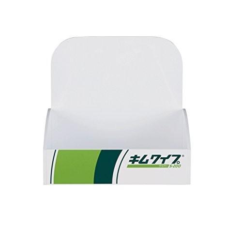 【ケース販売】 クレシア キムワイプ S-200専用ディスペンサー 20個入り 04470 (マグネット・両面テープ付き)