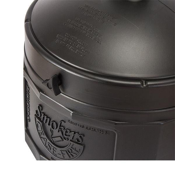 ジャストライト Justrite 屋外用灰皿(大) オリジナルスモーカーズ シースファイア 26800 ORIGINAL SMOKER'S CEASE-FIRE glv 13
