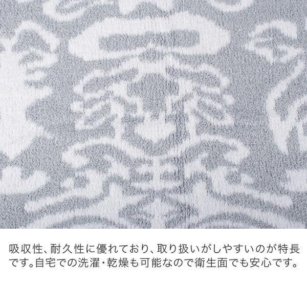 【無料ラッピング付き】 カシウェア KASHWERE ハーフブランケット ダマスク ベビーブランケット glv 03
