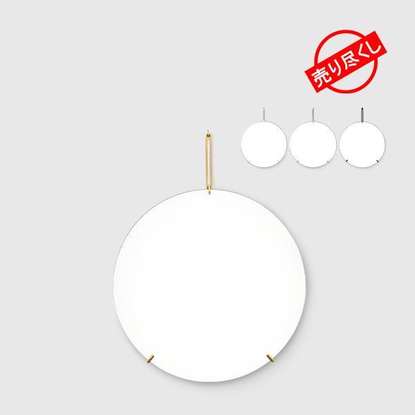 【5%還元】【あすつく】 【5%還元】【あすつく】 ムーベ MOEBE 鏡 ウォールミラー インテリア 北欧 壁掛け 50cm WALL MIRROR シンプル おしゃれ 丸型