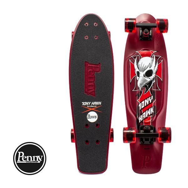 【5%還元】【あすつく】ペニー スケートボード Penny Skateboards スケボー 27インチ TONY HAWK トニーホーク リミテッドエディション LIMITED PNYCOMP27445
