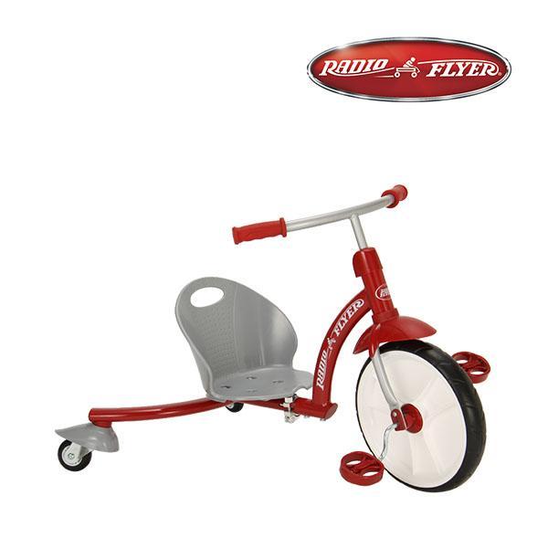 【5%還元】【あすつく】《安心!1年保証》 RadioFlyer ラジオフライヤー (Radio Flyer) 三輪車&自転車 スライダーライダー 460 42385979717
