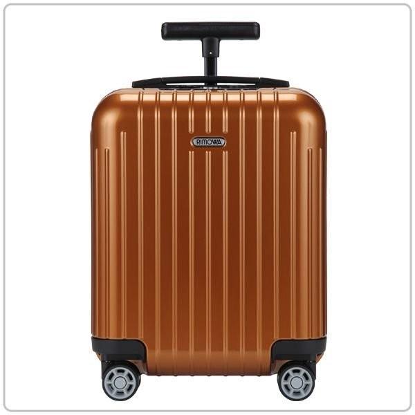 【5%還元】【あすつく】リモワ RIMOWA SALSA AIR 823.42 82342 サルサエアー スーツケース キャリーバッグ インカゴールド 820.42.23.4 20L