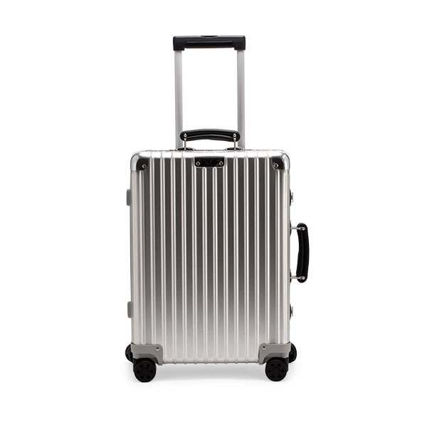 リモワ RIMOWA クラシック 97253004 キャビン 36L 4輪 機内持ち込み スーツケース シルバー Classic|glv|02