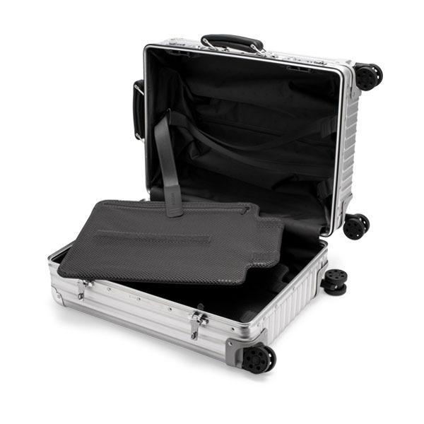 リモワ RIMOWA クラシック 97253004 キャビン 36L 4輪 機内持ち込み スーツケース シルバー Classic|glv|11