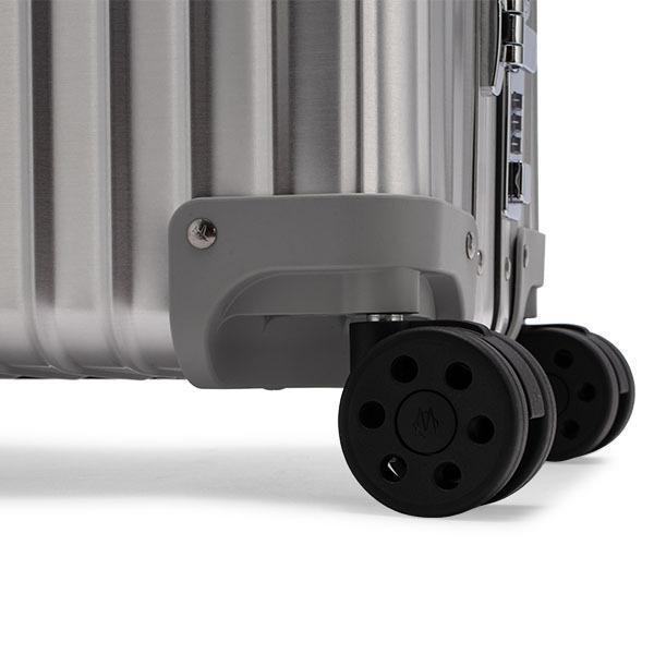 リモワ RIMOWA クラシック 97253004 キャビン 36L 4輪 機内持ち込み スーツケース シルバー Classic|glv|12