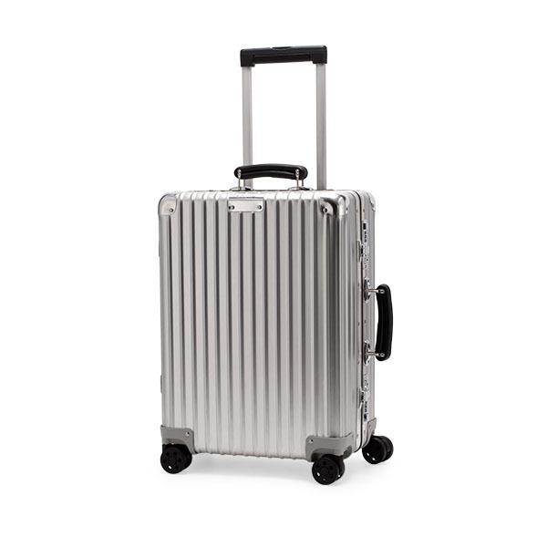 リモワ RIMOWA クラシック 97253004 キャビン 36L 4輪 機内持ち込み スーツケース シルバー Classic|glv|03