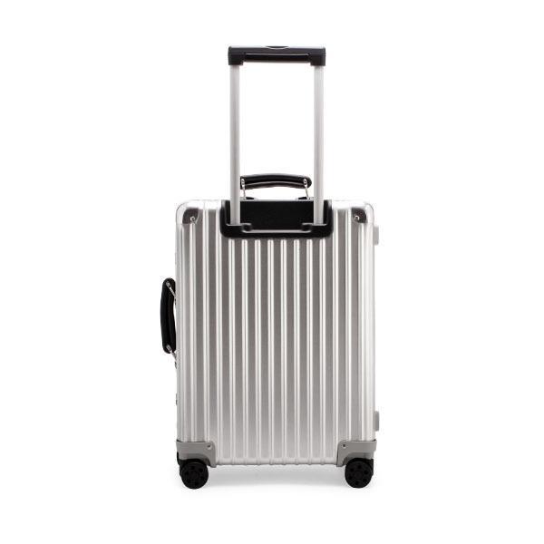 リモワ RIMOWA クラシック 97253004 キャビン 36L 4輪 機内持ち込み スーツケース シルバー Classic|glv|05