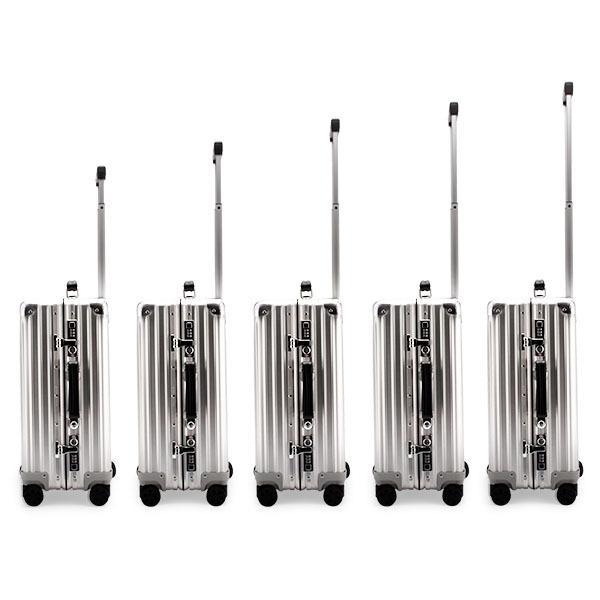 リモワ RIMOWA クラシック 97253004 キャビン 36L 4輪 機内持ち込み スーツケース シルバー Classic|glv|06