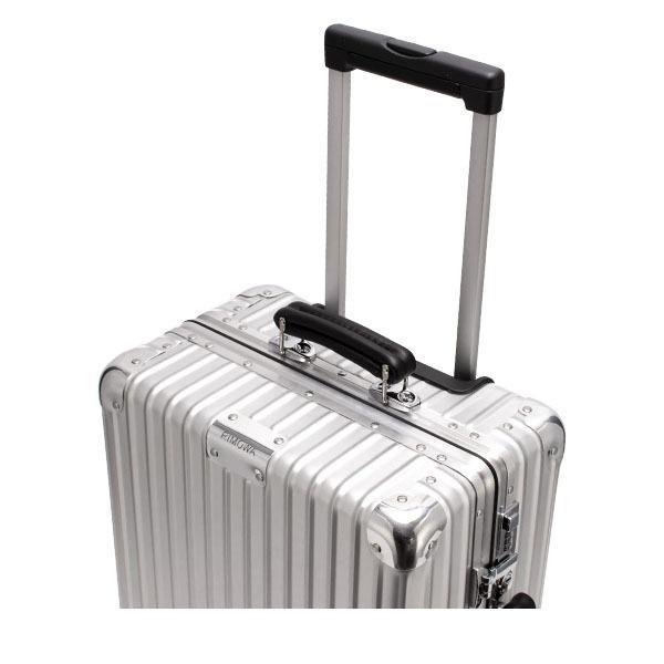 リモワ RIMOWA クラシック 97253004 キャビン 36L 4輪 機内持ち込み スーツケース シルバー Classic|glv|07