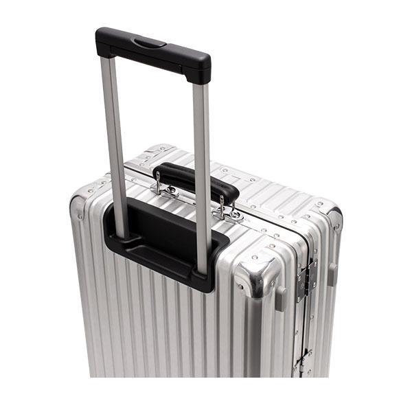 リモワ RIMOWA クラシック 97253004 キャビン 36L 4輪 機内持ち込み スーツケース シルバー Classic|glv|08