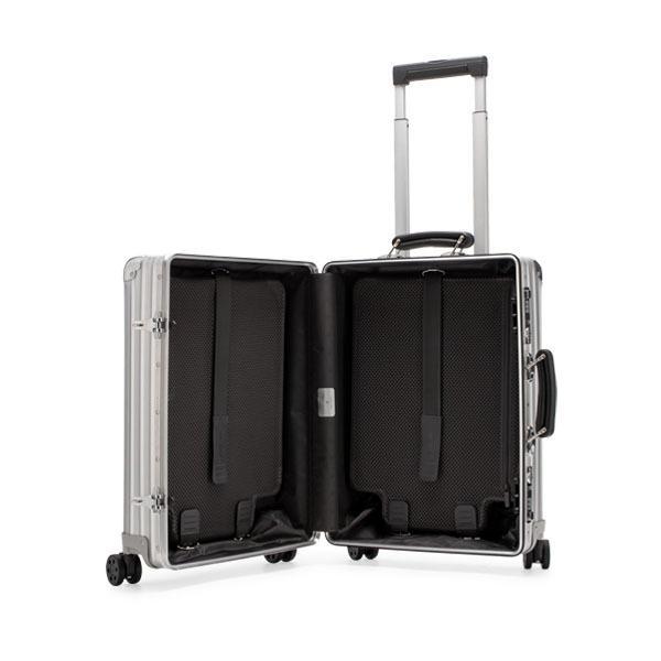 リモワ RIMOWA クラシック 97253004 キャビン 36L 4輪 機内持ち込み スーツケース シルバー Classic|glv|10