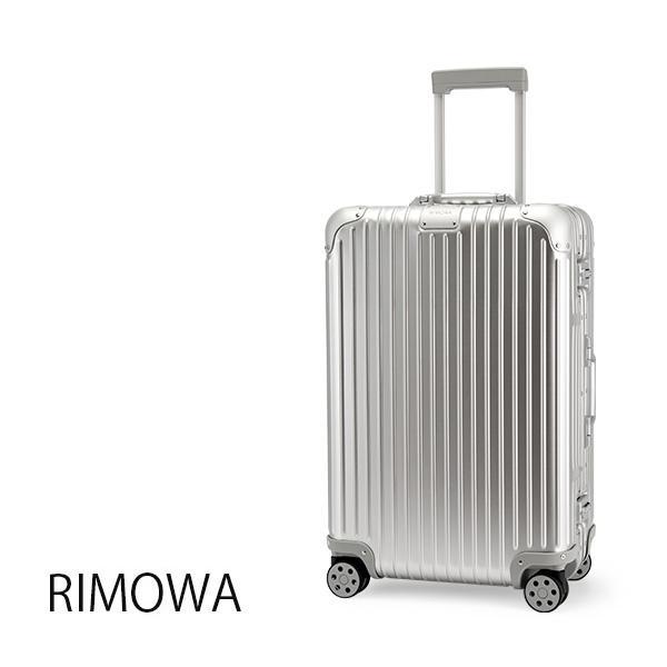 リモワ RIMOWA オリジナル 925630 チェックイン M 60L 4輪 スーツケース Original Check-In M|glv