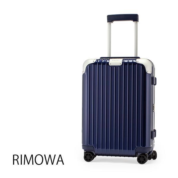 【5%還元】【あすつく】リモワ RIMOWA ハイブリッド キャビン S 32L 機内持ち込み スーツケース Hybrid