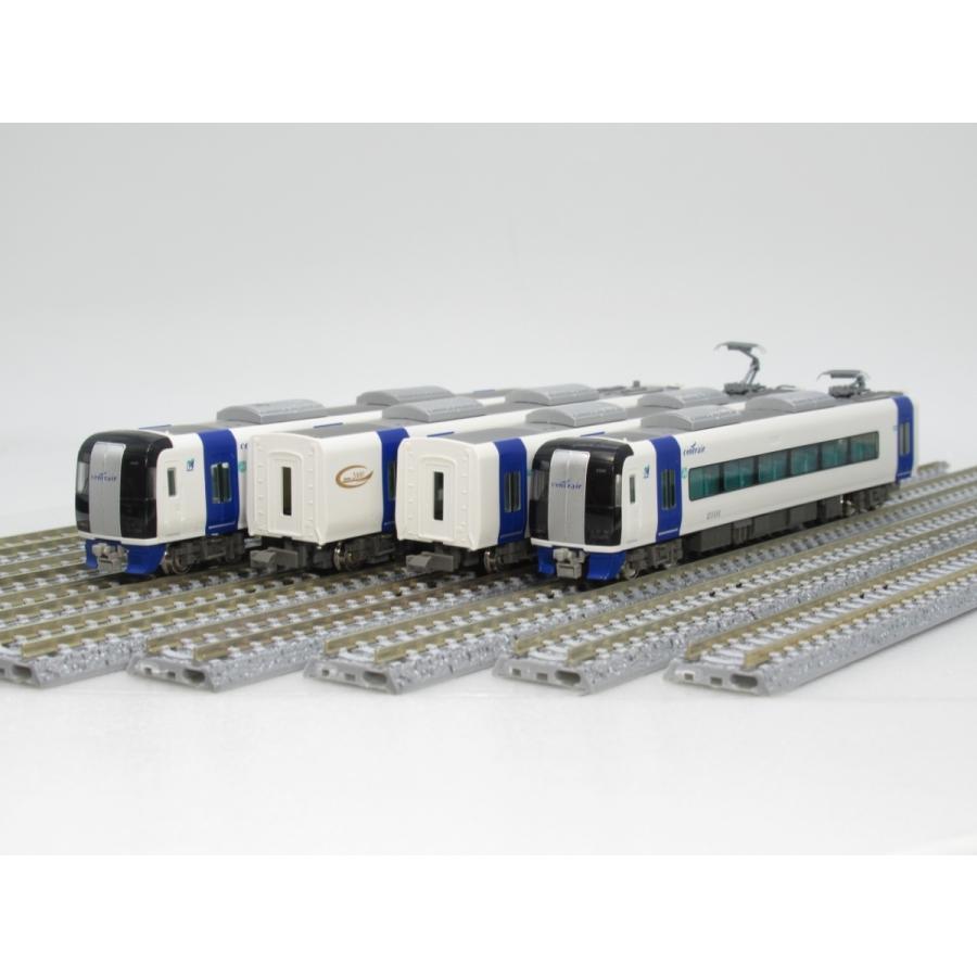 クロスポイント 10410 名鉄2000系ミュースカイ(改造編成・2001編成) 基本4両編成セット(動力付き)|gm-store-web