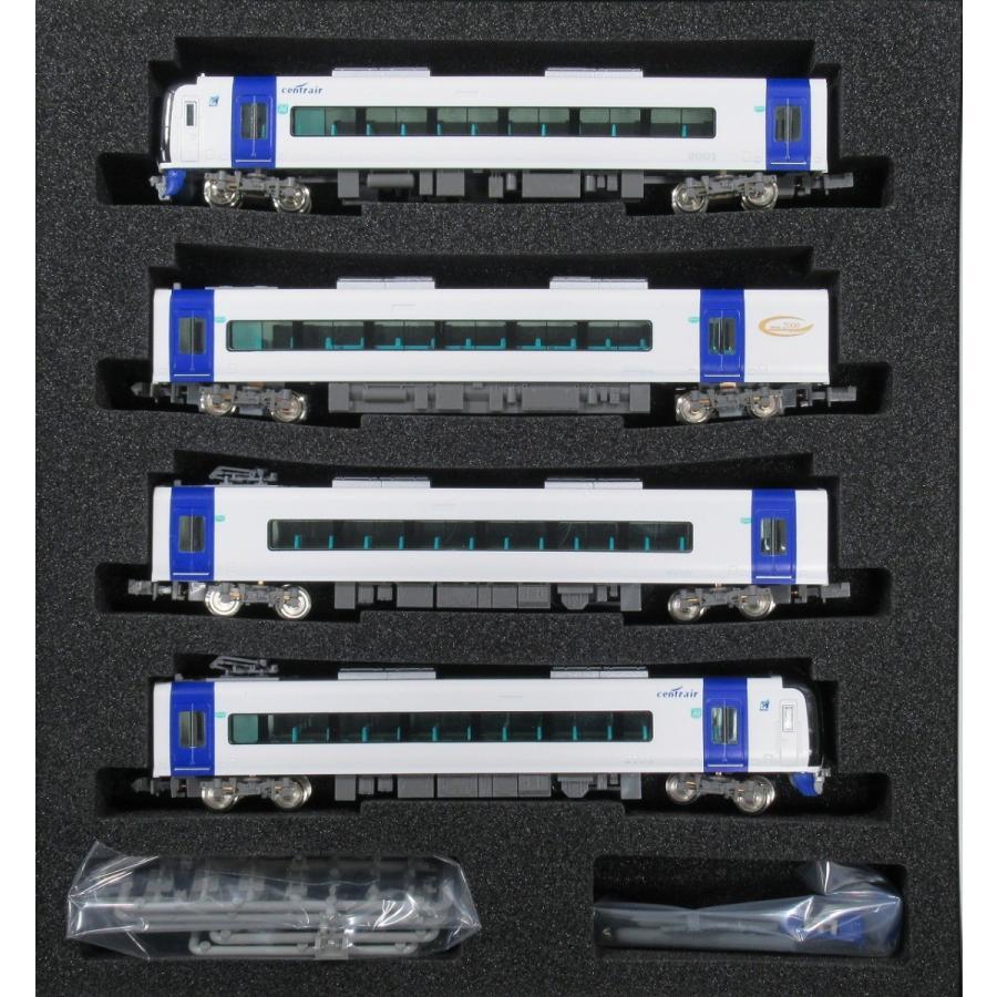 クロスポイント 10410 名鉄2000系ミュースカイ(改造編成・2001編成) 基本4両編成セット(動力付き)|gm-store-web|02