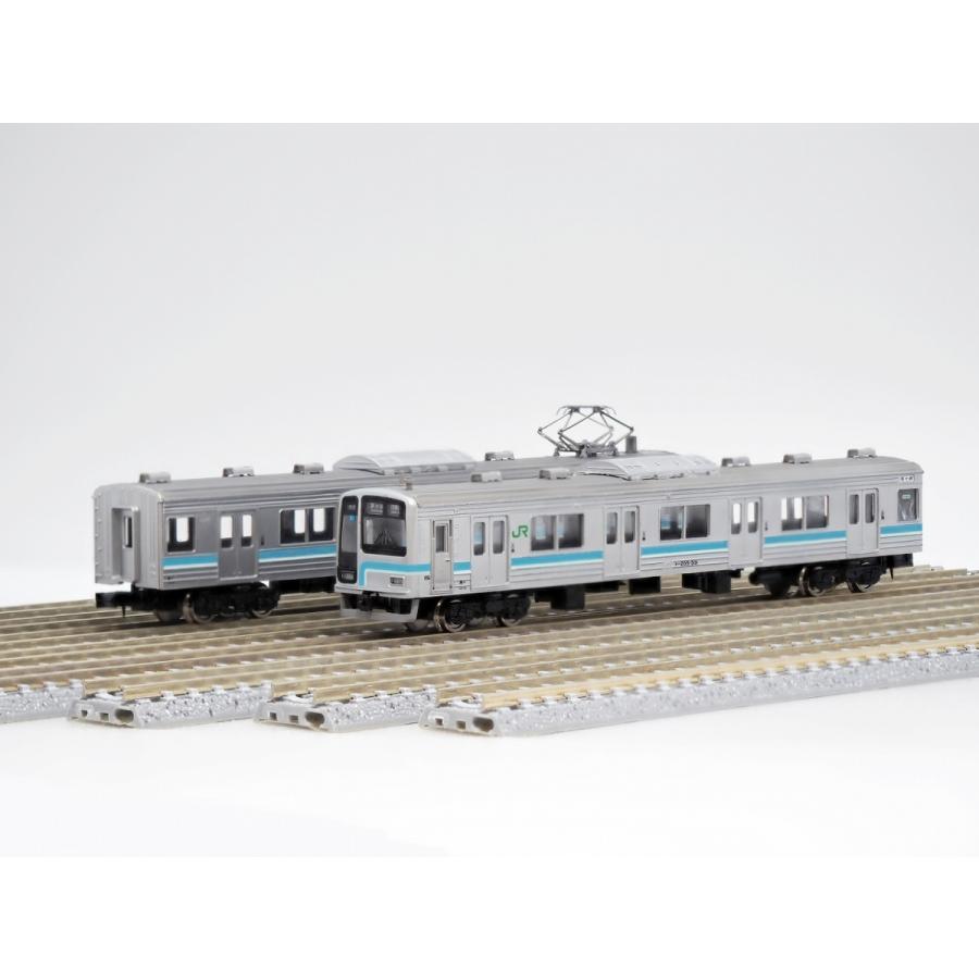 クロスポイント 10446 JR205系500番代 相模線 4両編成未塗装キット|gm-store-web|02