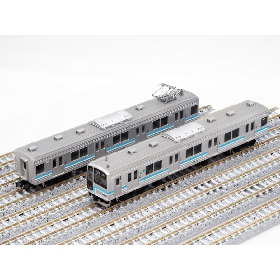 クロスポイント 10446 JR205系500番代 相模線 4両編成未塗装キット|gm-store-web|03