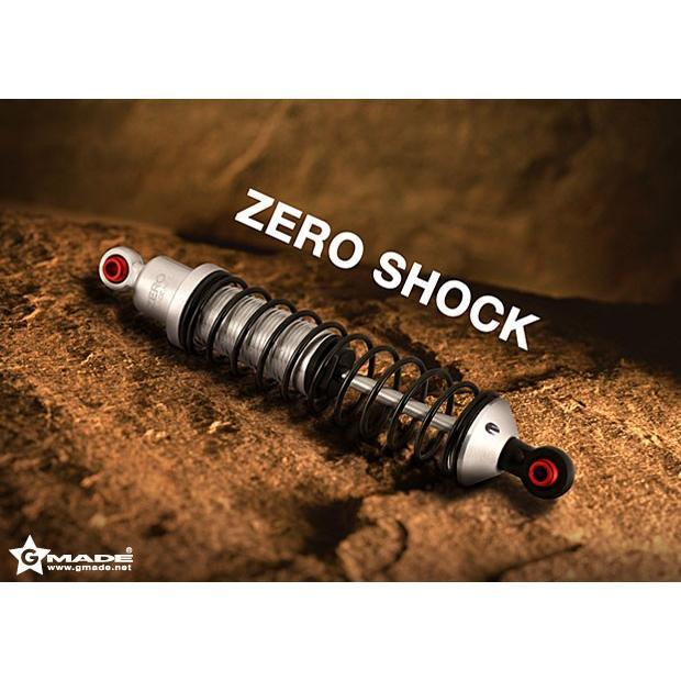 Gmade Team ZERO Shock 銀 104mm (4) (Soft type) GM20202