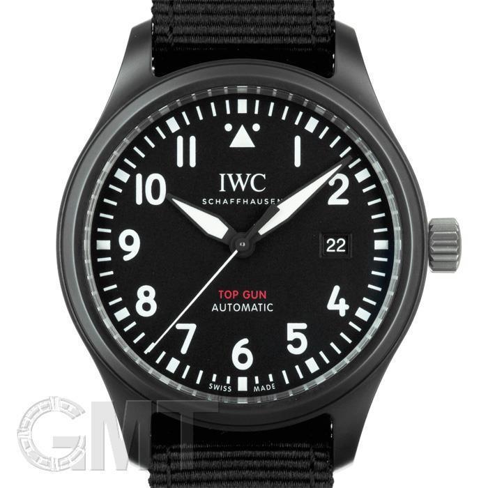 【日本製】 未使用品IWC パイロットウォッチ クロノグラフ トップガン 腕時計 IW326901 トップガン IWC IWC 未使用品メンズ 腕時計 送料無料 年中無休, アミュード:07cf434f --- airmodconsu.dominiotemporario.com