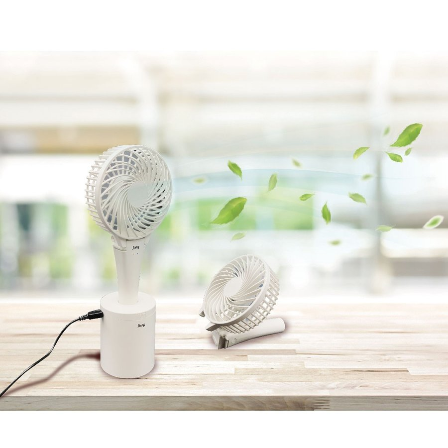 ハンディファン ミニ 扇風機 首振り 卓上扇風機 ハンディ ミニ扇風機 手持ち扇風機 携帯 小型 クリップ USB 手持ち 可愛い fan-08|gochumon|17