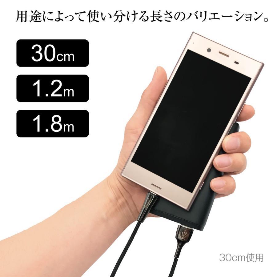 Type-C ケーブル 3A USB type-c タイプC ケーブル 両側 充電器 変換アダプタ ハブ 急速充電 3a 30cm 120cm 180cm switch スイッチ jiang-typec01|gochumon|08