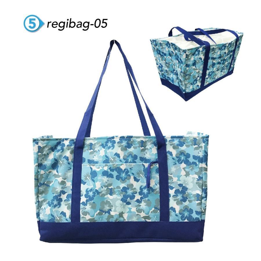 エコバッグ レジカゴ用 保冷 レジカゴ 保温 折りたたみ バッグ おしゃれ コンパクト 大容量 レジカゴ型 エコバッグ 母の日 jiang regi-bag-01|gochumon|18