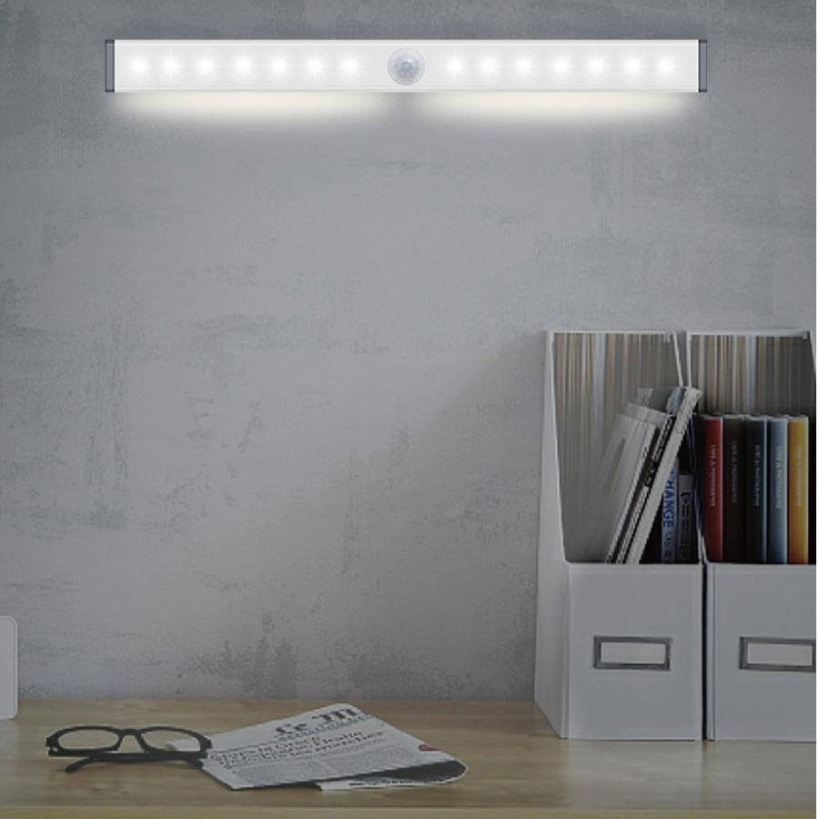 LEDライト 感知式 照明 人感 センサーライト ledセンサーライト 人感センサー ライト 屋外 室内 小型 玄関 クローゼット 廊下 jiang senser-01|gochumon|18